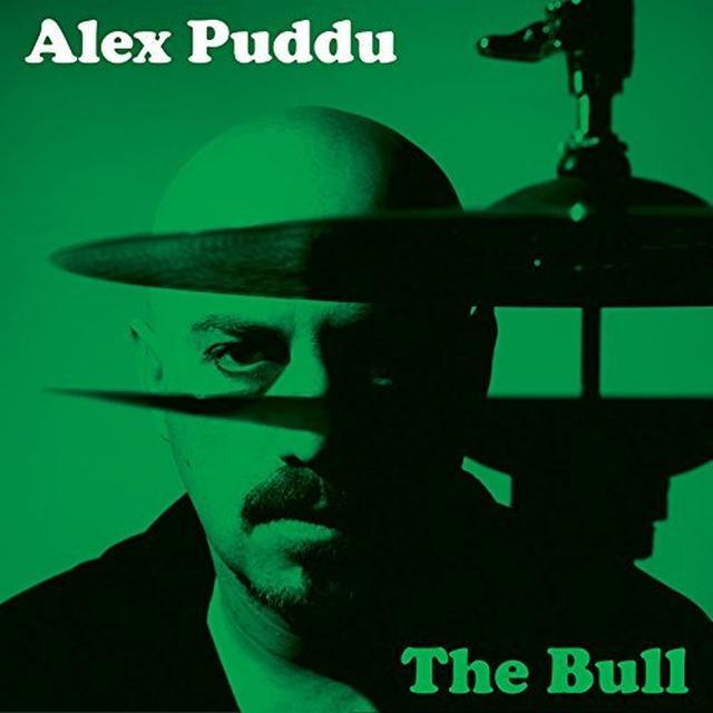 Alex Puddu BULL / SEQUENZA EROTICA Vinyl Record - Italy Import