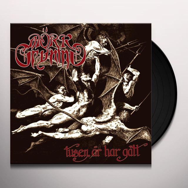 MORK GRYNING TUSEN AR HAR GATT Vinyl Record - UK Import