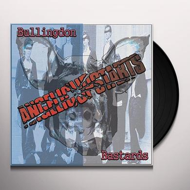 Angelic Upstarts BULLINGDON BASTARDS (INCL.CD) Vinyl Record - w/CD, UK Import