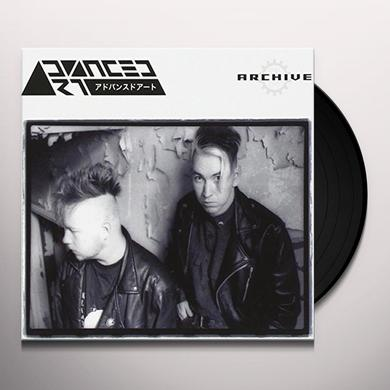 ADVANCED ART ARCHIVE Vinyl Record - UK Release