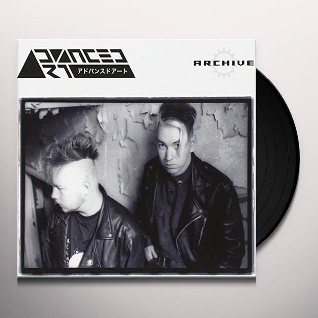 ADVANCED ART ARCHIVE Vinyl Record - UK Import