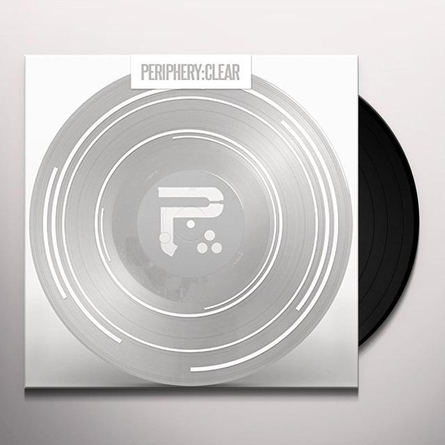 Periphery CLEAR Vinyl Record - UK Import