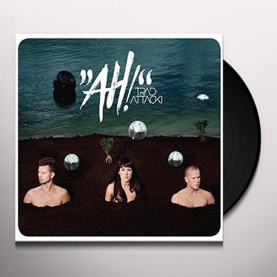 TRAD ATTACK! AH! Vinyl Record - UK Import