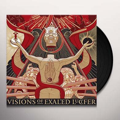 CIRITH GORGOR VISIONS OF EXALTED LUCIFER Vinyl Record