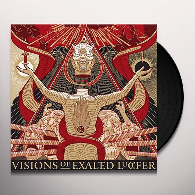 CIRITH GORGOR VISIONS OF EXALTED LUCIFER Vinyl Record - UK Import