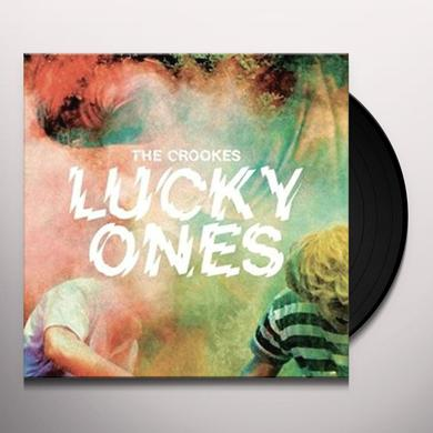 The Crookes LUCKY ONES Vinyl Record - UK Import