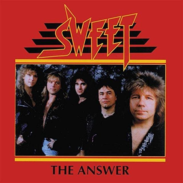 Sweet ANSWER Vinyl Record - UK Import