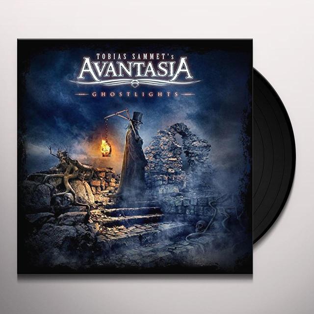 Avantasia GHOSTLIGHTS Vinyl Record - Holland Import