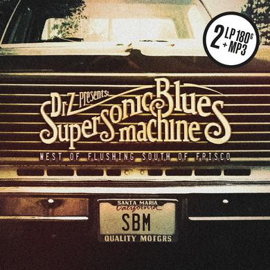 Supersonic Blues Machine WEST OF FLUSHING SOUTH OF FRISCO Vinyl Record - UK Import