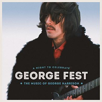 GEORGE FEST: NIGHT TO CELEBRATE THE MUSIC OF (UK) GEORGE FEST: NIGHT TO CELEBRATE THE MUSIC OF Vinyl Record - UK Import
