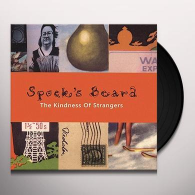 Spock'S Beard KINDNESS OF STRANGERS Vinyl Record - w/CD, UK Import