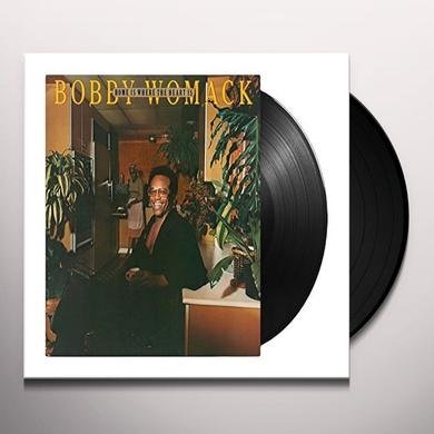 Bobby Womack HOME IS WHERE THE HEART IS Vinyl Record