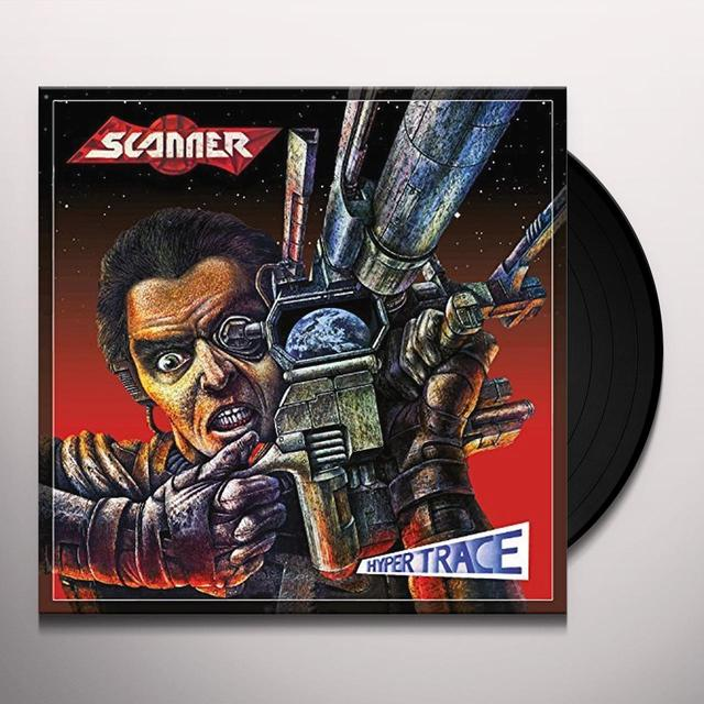 Scanner HYPERTRACE Vinyl Record - UK Import