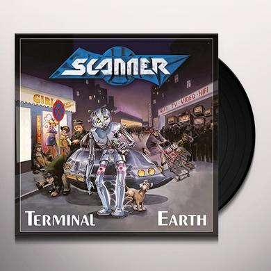 Scanner TERMINAL EARTH Vinyl Record - UK Release