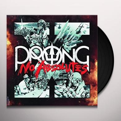Prong X - NO ABSOLUTES (2LP+CD) Vinyl Record - w/CD, UK Import