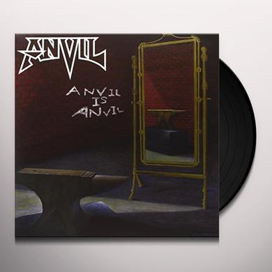 ANVIL IS ANVIL (2LP+CD) Vinyl Record - w/CD, UK Import