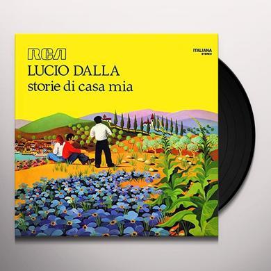 DALLA LUCIO STORIE DI CASA MIA Vinyl Record