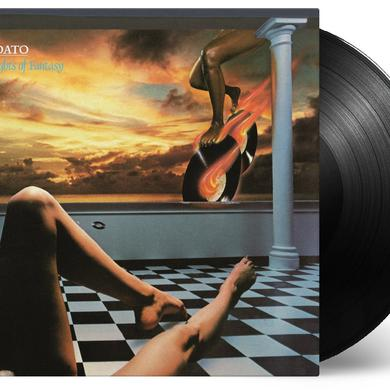 Eumir Deodato KNIGHTS OF FANTASY Vinyl Record