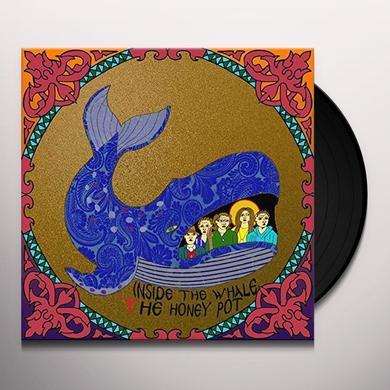 HONEY POT INSIDE THE WHALE Vinyl Record - UK Import