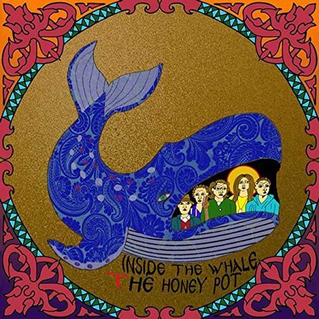 HONEY POT INSIDE THE WHALE Vinyl Record