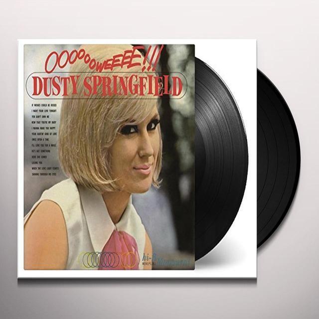 Dusty Springfield OOOOOOWEEEE!!! Vinyl Record - 180 Gram Pressing, Holland Import