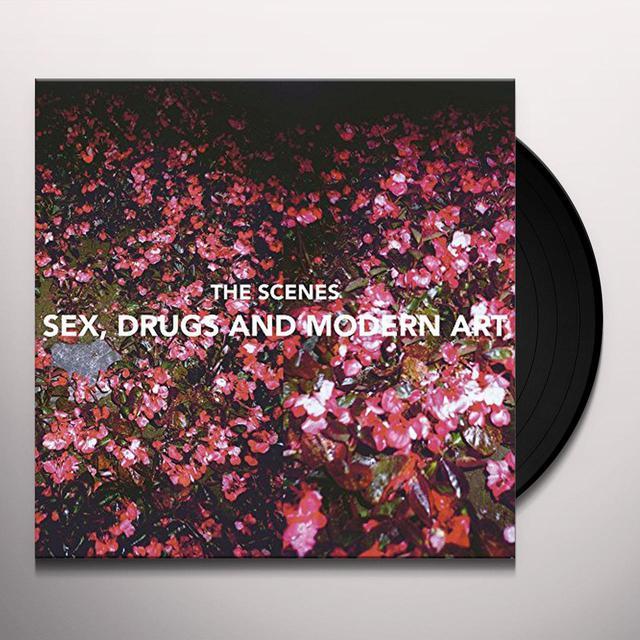 SCENES SEX DRUGS & MODERN ART Vinyl Record