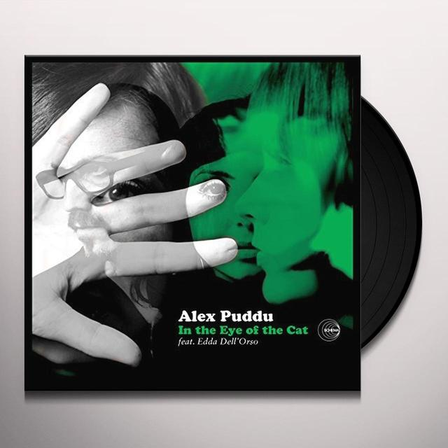 Alex Puddu IN THE EYE OF THE CAT (LP+CD) Vinyl Record - w/CD, Italy Import