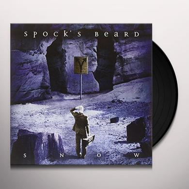 Spock'S Beard SNOW Vinyl Record - w/CD, UK Import