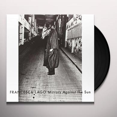 Francesca Lago MIRRORS AGAINST THE SUN Vinyl Record - Italy Import