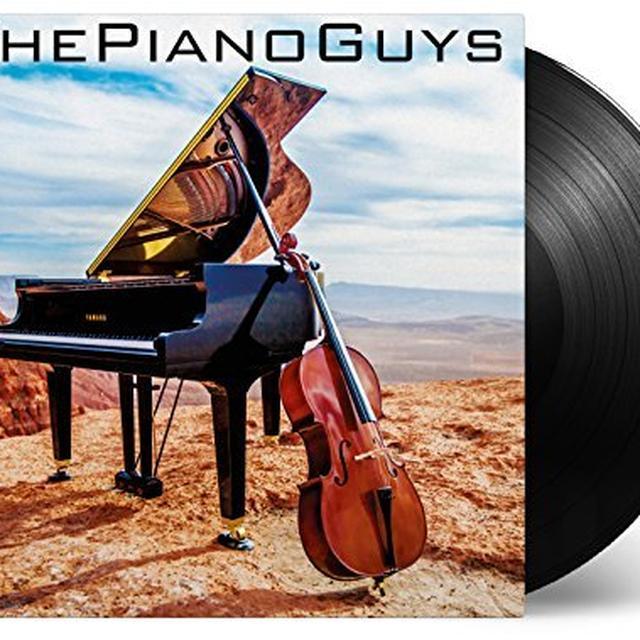 PIANO GUYS Vinyl Record