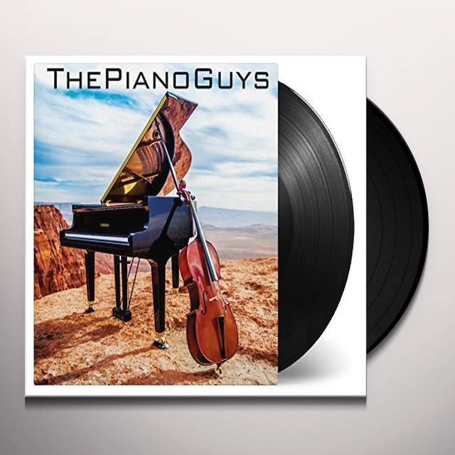 PIANO GUYS Vinyl Record - 180 Gram Pressing, Holland Import
