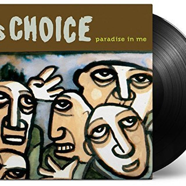 K's Choice PARADISE IN ME Vinyl Record