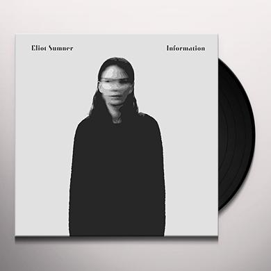 Eliot Sumner INFORMATION: LIMITED Vinyl Record