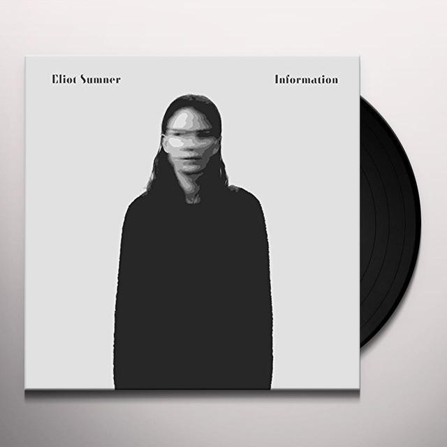 Eliot Sumner INFORMATION: LIMITED Vinyl Record - Limited Edition, Portugal Import
