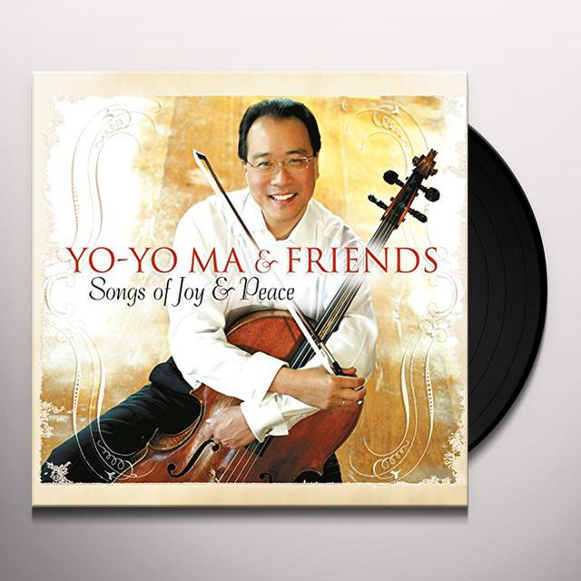 Yo-Yo Ma & Friends SONGS OF JOY & PEACE Vinyl Record