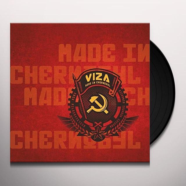 VIZA MADE IN CHERNOBYL Vinyl Record - UK Import