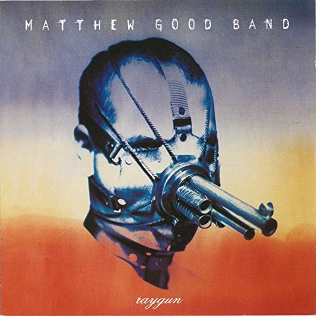 Matthew Good Band RAY GUN (45 RPM MAXI SINGLE) Vinyl Record