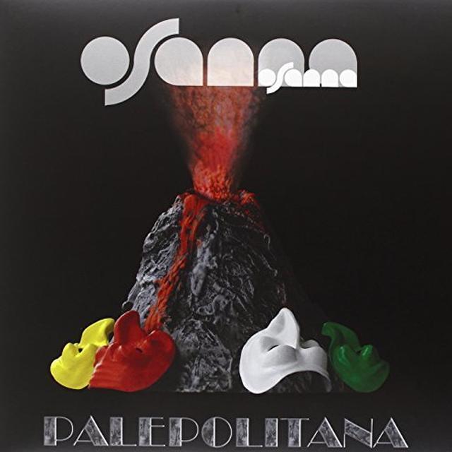 Osanna PALEPOLITANA Vinyl Record