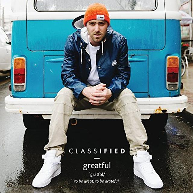 Classified GRATEFUL Vinyl Record