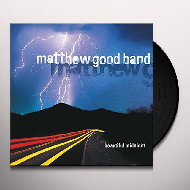 Matthew Good Band BEAUTIFUL MIDNIGHT Vinyl Record