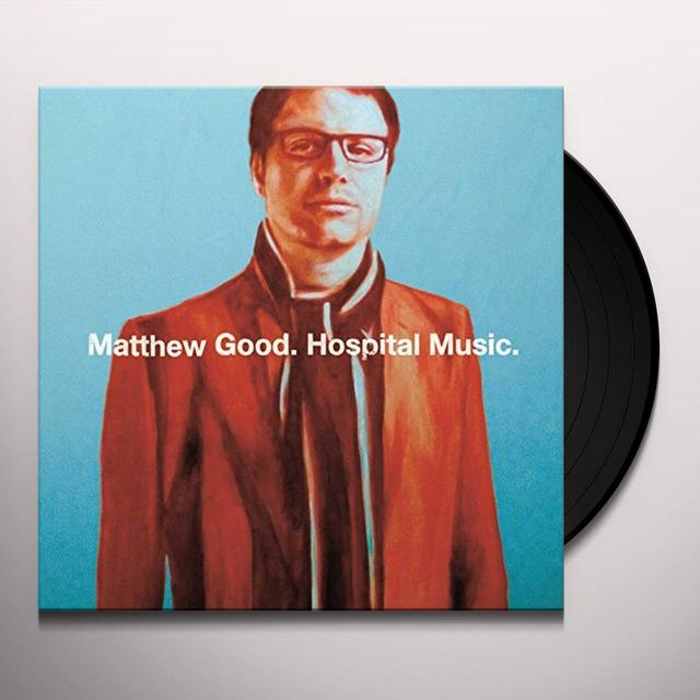 Matthew Good Band HOSPITAL MUSIC Vinyl Record - Canada Import