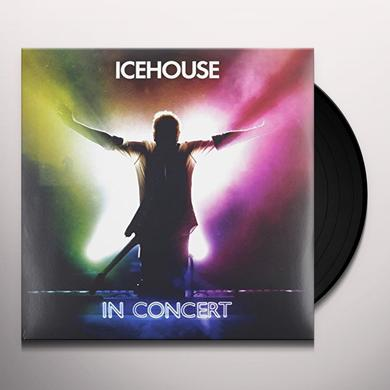 Icehouse IN CONCERT (3LP VINYL) Vinyl Record