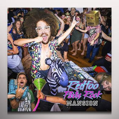 Redfoo PARTY ROCK MANSION Vinyl Record