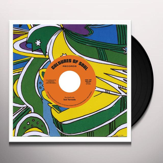 Toni Tornado BOCHECHUDA / APOSTA Vinyl Record