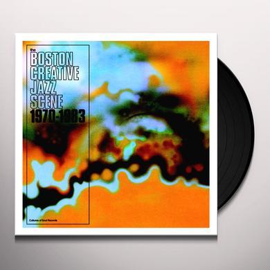 BOSTON CREATIVE JAZZ SCENE: 1969-1979 / VARIOUS Vinyl Record