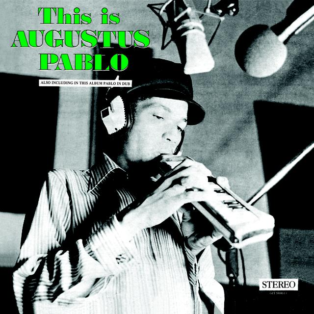 THIS IS AUGUSTUS PABLO Vinyl Record