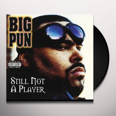 Big Pun STILL NOT A PLAYER Vinyl Record