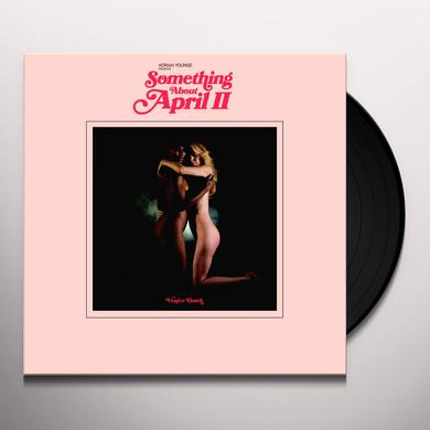 Adrian Younge SOMETHING ABOUT APRIL PART 2 Vinyl Record