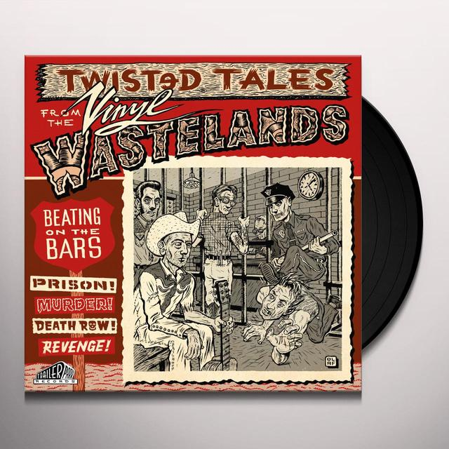 BEATING THE BARS: TWISTED TALES FROM VINYL / VAR Vinyl Record