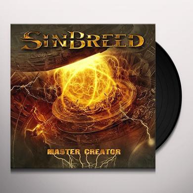 Sinbreed MASTER CREATOR Vinyl Record